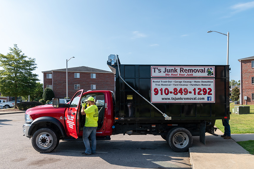 Junk removal Fayetteville Nc